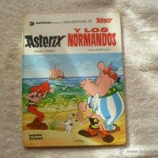 Cómics: ASTERIX Y LOS NORMANDOS. Lote 51483959