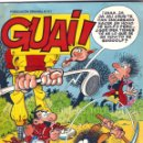 Cómics: COMIC GUAI Nº 81 GRIJALBO-ASTERIX-IBAÑEZ-MIRLOWE-RAF-SEGURA-ROBA-1987 NUEVO. Lote 51504863