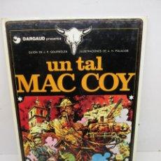 Cómics: MAC COY Nº 2 UN TAL MAC COY - TAPA DURA,GRIJALBO,EDICIONES JUNIOR 1º EDICIÓN 1978. Lote 51530082