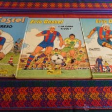 Cómics: ERIC CASTEL NºS 1 4 10. JUNIORS DE ERIC, DE CARA A GOL, EL REGRESO. GRIJALBO 1979 PRIMERA 1ª EDICIÓN. Lote 51688016