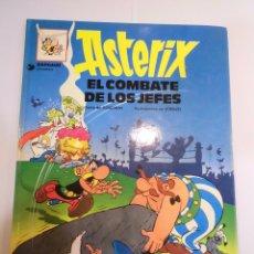 Cómics: ASTERIX EL COMBATE DE LOS JEFES - NUM 10 - TAPA DURA - EDITORIAL GRIJALBO - 1992. Lote 51931796