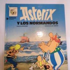 Cómics: ASTERIX Y LOS NORMANDOS - NUM 8 - TAPA DURA - EDITORIAL GRIJALBO - 1992. Lote 51931841