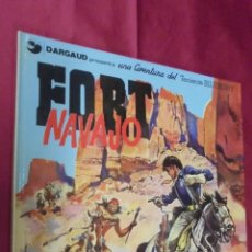 Comics - TENIENTE BLUEBERRY. Nº 16. FORT NAVAJO. GRIJALBO. DARGAUD. - 51937911