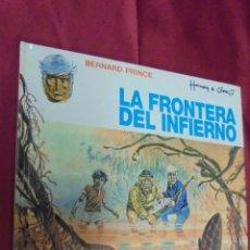 Cómics: BERNARD PRINCE. Nº 3. LA FRONTERA DEL INFIERNO. GRIJALBO. DARGAUD.. Lote 51939745