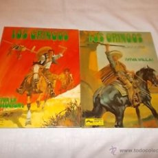Cómics: LOS GRINGOS. Lote 51982541