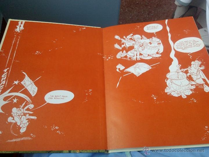 Cómics: une aventure d'asterix le gaulois chez les helvetes 1970.dragaud .frances - Foto 2 - 52132502