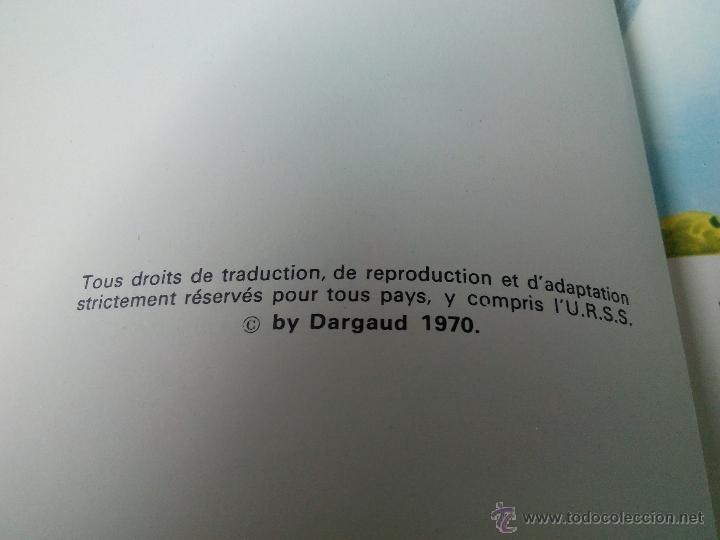 Cómics: une aventure d'asterix le gaulois chez les helvetes 1970.dragaud .frances - Foto 3 - 52132502