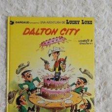 Comics : UNA AVENTURA DE LUCKY LUKE - DALTON CITY N. 29. Lote 52162256