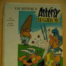 Asterix Le Gaulois, Dargaud, ano 1961, 1ª edición?? francés ercom