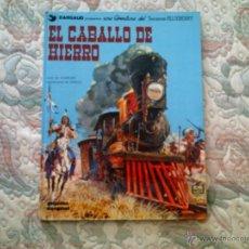 Cómics: EL CABALLO DE HIERRO (BLUEBERRY Nº 3), DE CHARLIER Y GIRAUD). Lote 52459276