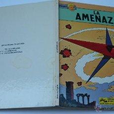 Fumetti: LEFRANC. LA AMENAZA. Nº 1. GRIJALBO. AÑO 1986. Lote 52540498
