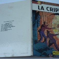Fumetti: LEFRANC. LA CRIPTA. Nº 9. GRIJALBO. AÑO 1988. Lote 52540538