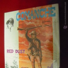 Cómics: COMANCHE COLECCION COMPLETA 5 COMICS - HERMANN & GREG & ROUGE - ED. JUNIOR - CARTONE. Lote 52548594
