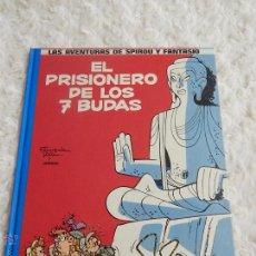 Cómics: LAS AVENTURAS DE SPIROU Y FANTASIO EL PRISIONERO DE LOS 7 BUDAS N. 12. Lote 276696593