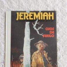 Cómics: JEREMIAH - OJOS DE FUEGO N. 4. Lote 52745465