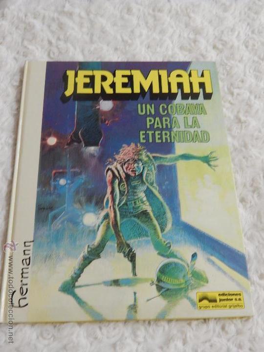 JEREMIAH - UN COBAYA PARA LA ETERNIDAD N. 5 (Tebeos y Comics - Grijalbo - Jeremiah)
