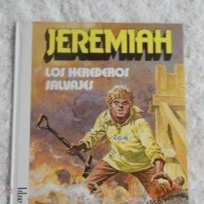 Cómics: JEREMIAH - LOS HEREDEROS SALVAJES N. 3. Lote 52746190