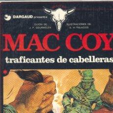 Cómics: MAC COY Nº2. GRIJALBO, 1978. DIBUJOS DE HERNANDEZ PALACIOS. Lote 52749738