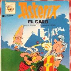 Cómics: COMIC ASTERIX TAPAS BLANDAS NUMERO 1 ASTERIX EL GALO. Lote 52822186