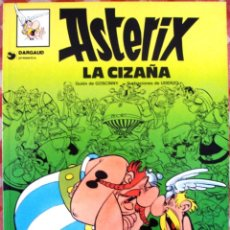 Fumetti: COMIC ASTERIX TAPAS BLANDAS NUMERO 15 LA CIZAÑA. Lote 52822249