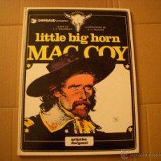 Cómics: MAC COY Nº 8, TAPA DURA, EDITORIAL GRIJALBO. Lote 52861020