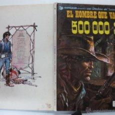 Comics - TENIENTE BLUEBERRY Nº 8. EL HOMBRE QUE VALIA 500000 $. GRIJALBO/DARGAUD 1980 - 52883250
