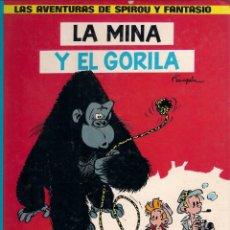 Cómics: SPIROU Y FANTASIO. Nº 9 . LA MINA Y EL GORILA.. Lote 53031483