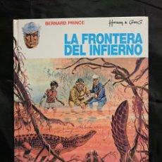 Cómics: LA FRONTERA DEL INFIERNO. Lote 52940928