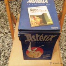 Comics: LA COLECCION DE ASTERIX--SALVAT TAPA DURA COMPLETA-. Lote 148832068