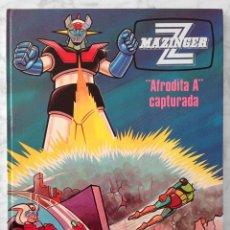 Cómics: MAZINGER Z - Nº 3 - AFRODITA A CAPTURADA - ED. JUNIOR - 1978. Lote 53118351