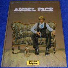 Cómics: ANGEL FACE - UNA AVENTURA DEL TENIENTE BLUEBERRY - GRIJALBO (1980). Lote 53173895