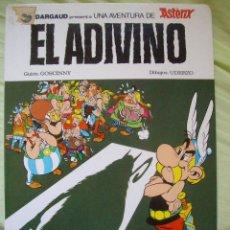 Cómics: ASTERIX EL ADIVINO GOSCINNY UDERZO Nº 19 GRIJALBO DARGAUD. Lote 53235501