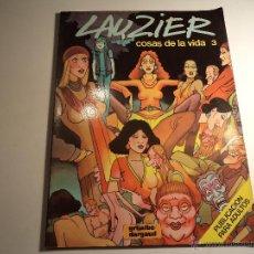 Cómics: LAUCIER COSAS DE LA VIDA. Nº 3. GRIJALBO. (M-7).. Lote 53268329