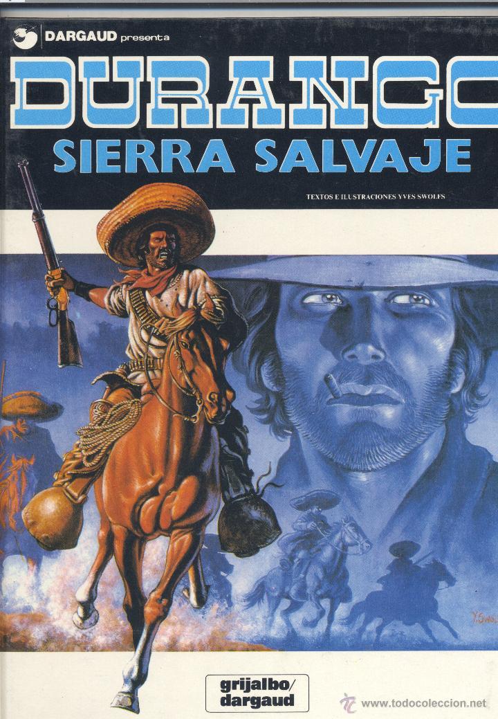 DURANGO Nº5. GRIJALBO, 1989. (Tebeos y Comics - Grijalbo - Durango)