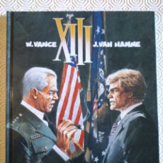 Cómics: XIII Nº12: EL JUICIO DE JEAN VAN HAMME, WILLIAM VANCE. Lote 53300511