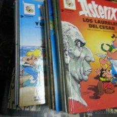 Cómics: ASTERIX 18 ALBUMES DEL 1 AL 24 EDITORIAL GRIJALBO TAPA DURA. Lote 53330282