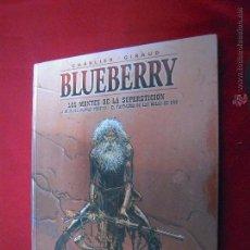 Cómics: BLUEBERRY 43 - LOS MONTES DE LA SUPERSTICION - CHARLIER & GIRAUD - ED. NORMA - CARTONE. Lote 53508683