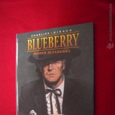 Cómics: BLUEBERRY 35 - MISTER BLUEBERRY - CHARLIER & GIRAUD - ED. NORMA - CARTONE. Lote 53508861