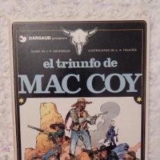 Cómics: MAC COY - EL TRIUNFO DE MAC COY N. 4. Lote 53578618