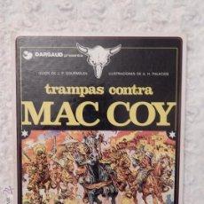 Cómics: MAC COY - TRAMPAS CONTRA MAC COY N. 3. Lote 184782568