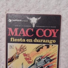Cómics: MAC COY - FIESTA EN DURANGO N. 10. Lote 53580043