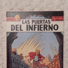 Cómics: LEFRANC - LAS PUERTAS DEL INFIERNO N. 5. Lote 53585363