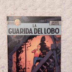Cómics: LEFRANC - LA GUARIDA DEL LOBO N. 4. Lote 80375601