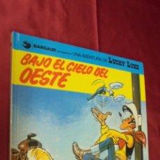 Cómics: LUCKY LUKE. Nº 52. BAJO EL CIELO DEL OESTE. GRIJALBO. DRAGAUD.. Lote 53590539