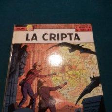 Fumetti: LA CRIPTA - LEFRANC Nº 9 - COMIC DE J. MARTIN & G. CHAILLET - GRIJALBO 1988. Lote 53740096