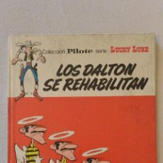 Cómics: LOS DALTON SE REHABILITAN SERIE LUCKY LUKE. Lote 53790576