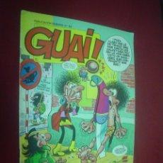 Cómics: REVISTA GUAI! Nº 62. Lote 53802913