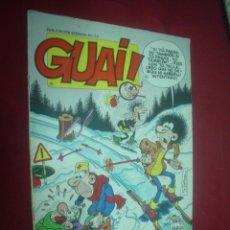 Cómics: REVISTA GUAI! Nº 73. Lote 53803007