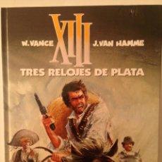 Cómics: TRES RELOJES DE PLATA. Lote 53848094