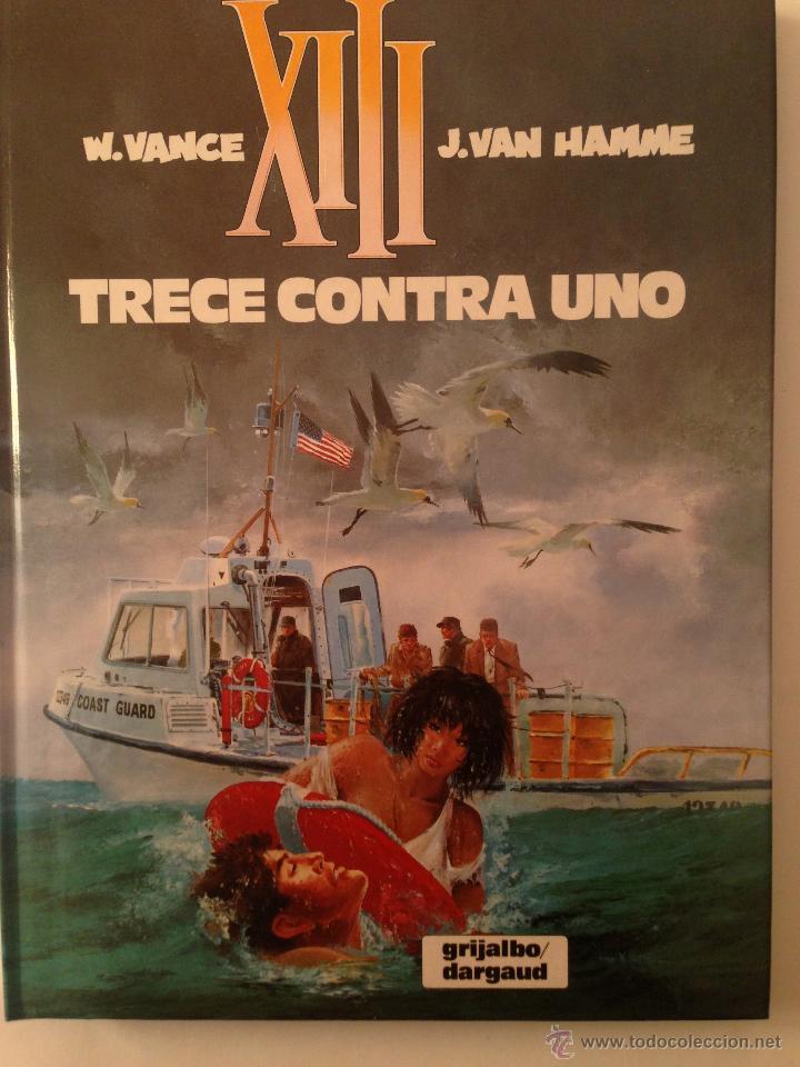 TRECE CONTRA UNO (Tebeos y Comics - Grijalbo - XIII)